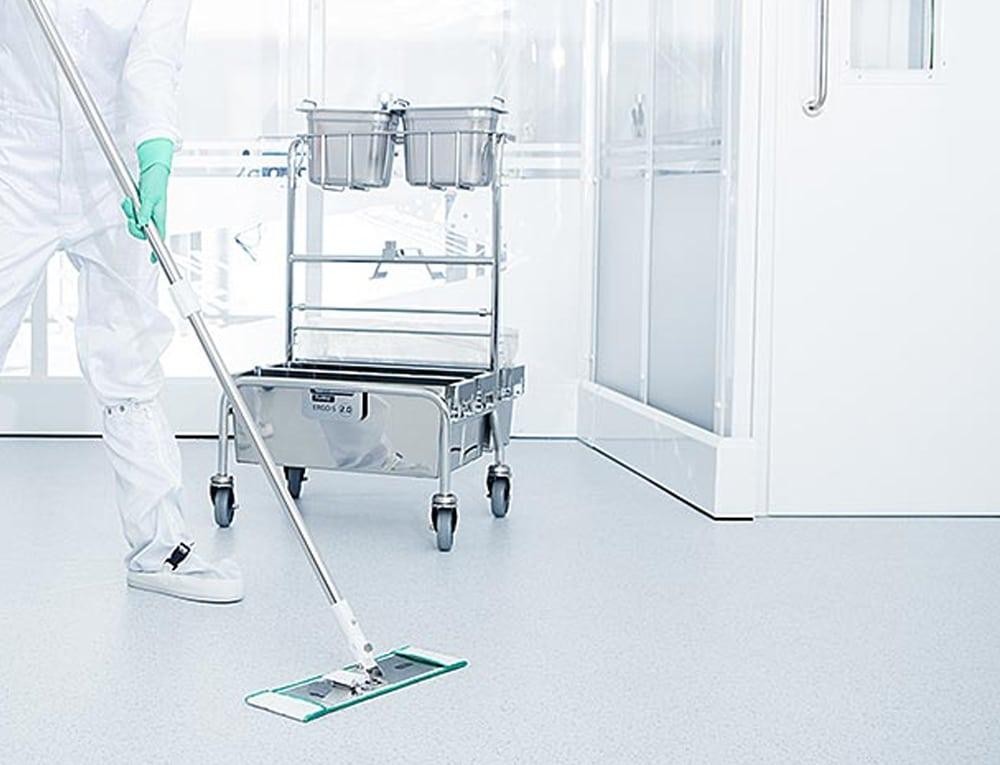 Schoonmaakster medical