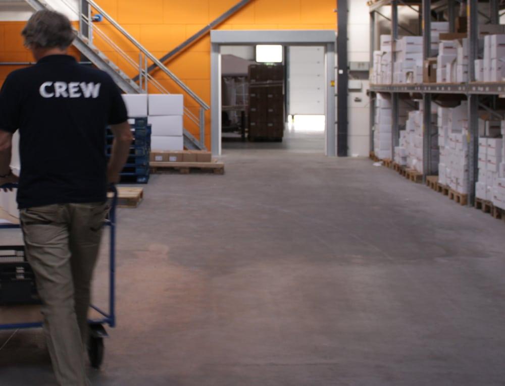 Logistiek coördinator uitgaande goederen